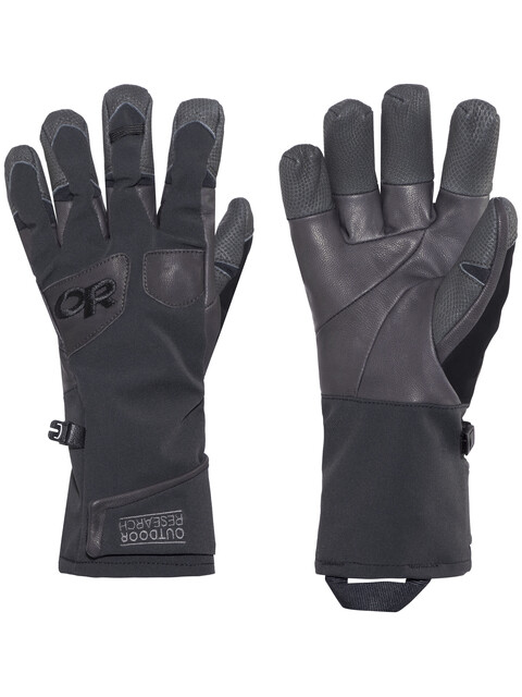 Outdoor Research M's Extravert Gloves Black/Charco